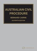 Australian Civil Procedure