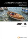 Australian Superannuation Handbook 2014-15