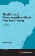 Bluett's Local Government Handbook NSW