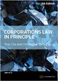 Corporations Law in Principles