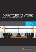 Directors at Work: A Practical Guide for Boards