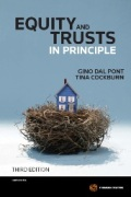 Equity & Trusts: In Principle