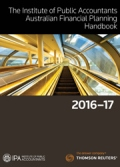 IPA Australian Financial Planning Handbook 2016-17