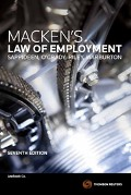 Macken's Law of Employment