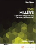 Miller's Australian Competition and Consumer Law Annotated 2016