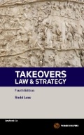 Takeovers Law & Strategy