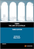 Torts: The Laws of Australia