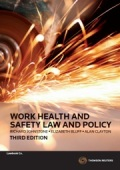 Work Health and Safety Law and Policy