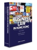 Business Law in Hong Kong, Fourth Edition