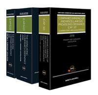 Annotated Hong Kong Companies Laws Set: The Hong Kong Companies Ordinance (Cap.622): Commentary and Annotations,2018 Edition + Companies (Winding-Up and Miscellaneous Provisions) Ordinance (Cap.32): Commentary and Annotations, 2018 Edition