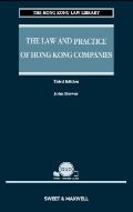 The Law and Practice of Hong Kong Companies