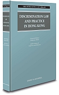 Discrimination Law and Practice in Hong Kong