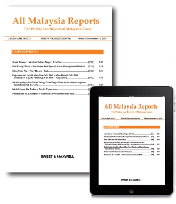 All Malaysia Reports 2018 Subscription (AMR)