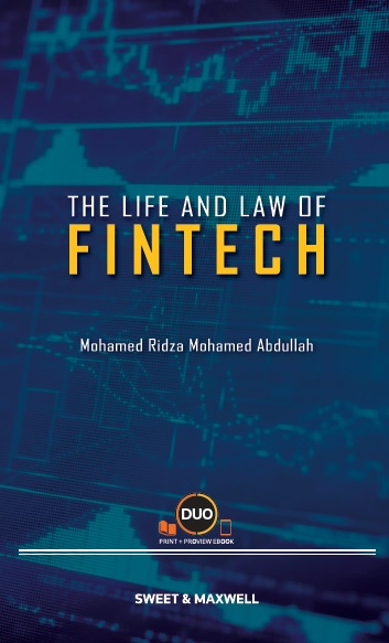 The Life and Law of Fintech (DUO-HB)