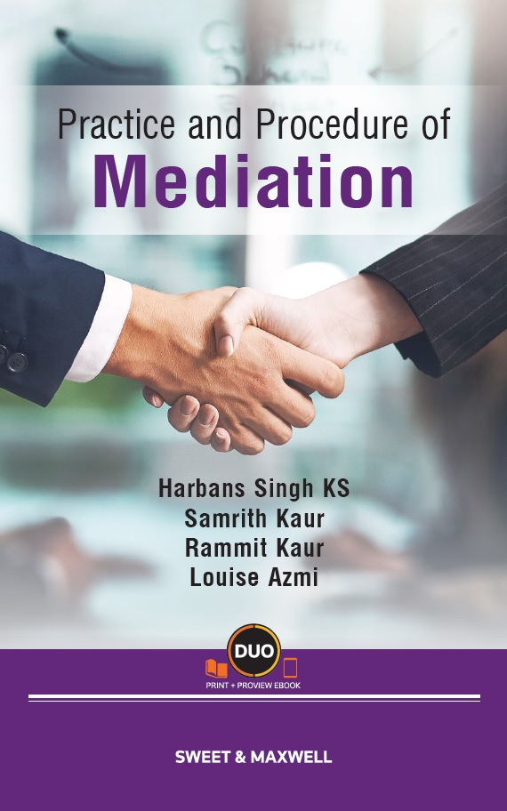 Practice and Procedure of Mediation (OUT NOW)