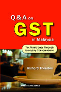 Q & A on GST in Malaysia