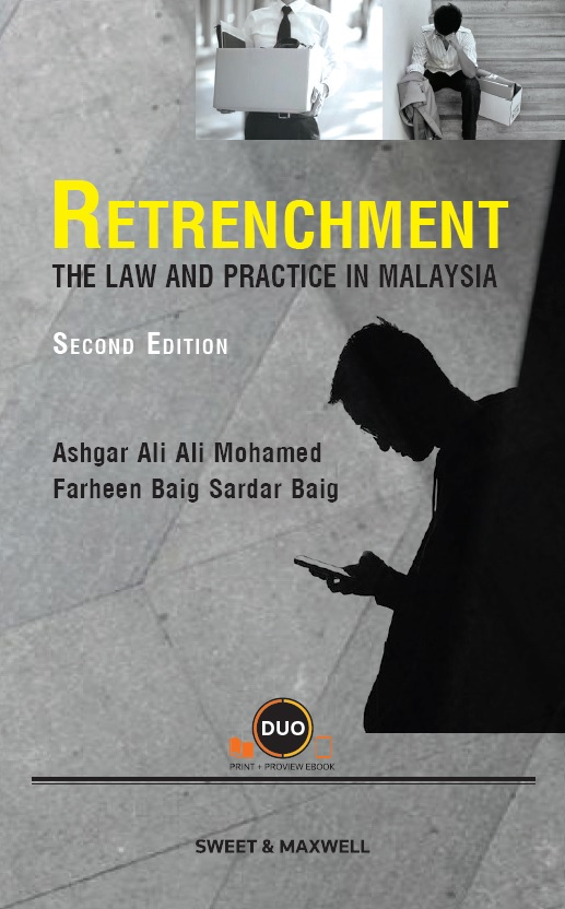 Retrenchment: The Law and Practice in Malaysia, Second Edition (OUT NOW)