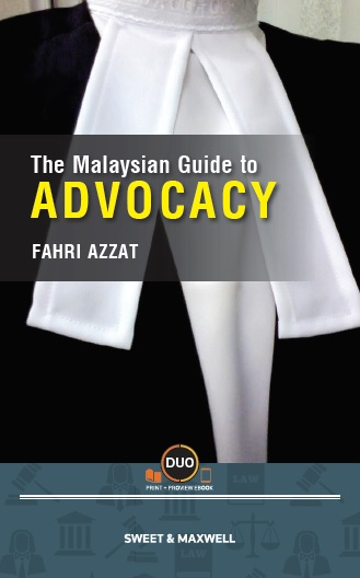 The Malaysian Guide to Advocacy (COMING SOON!)