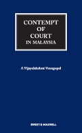 Contempt of Court in Malaysia