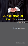 Jurisdiction of Courts in Malaysia 2nd Edition