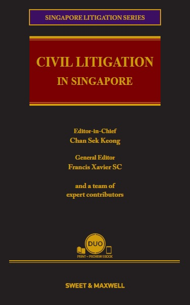 Civil Litigation in Singapore