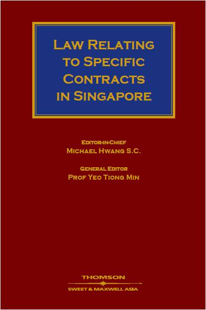 Law Relating to Specific Contracts in Singapore