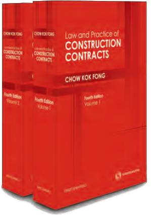 Law and Practice of Construction Contracts Vol. 1 & Vol. 2