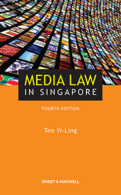 Media Law in Singapore, 4th Edition
