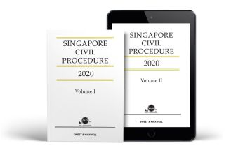Singapore Civil Procedure 2020