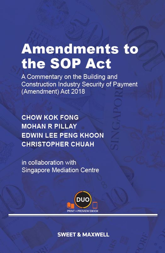 Amendments to the SOP Act