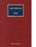 Archbold: Criminal Pleading, Evidence and Practice 2016