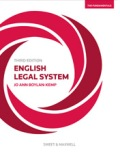 English Legal System: The Fundamentals