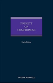 Foskett on Compromise, 9th Edition
