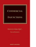 Commercial Injunctions, 6th Edition