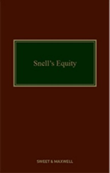 Snell's Equity, 34th Edition (Mainwork)
