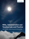 Barlow, King & King: Wills, Administration & Taxation