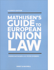 Guide to European Union Law, A